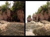 hopewell rocks 3D 3